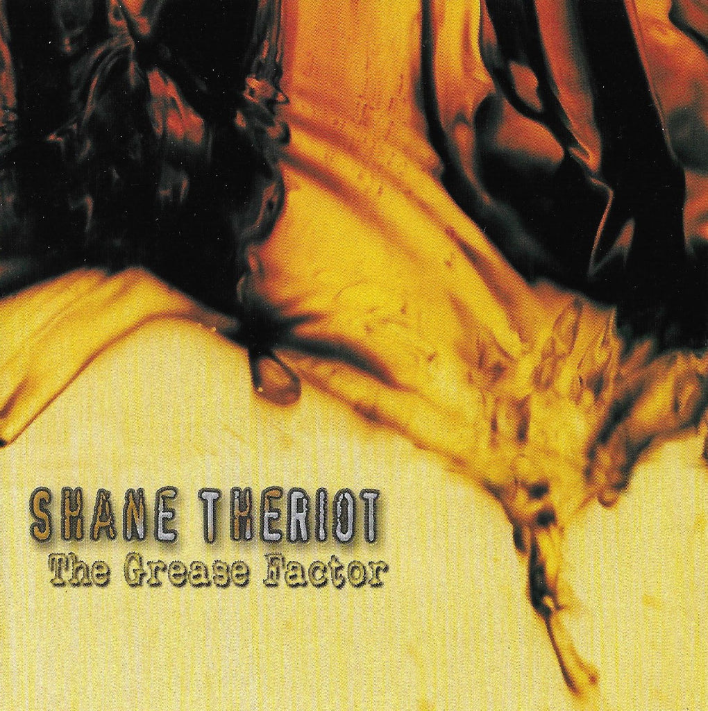 SHANE THERIOT 'THE GREASE FACTOR' CD