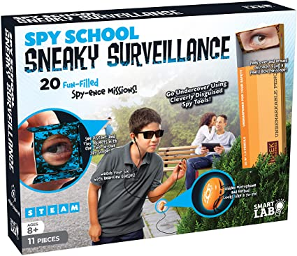 SPY SCHOOL SURVEILLANCE