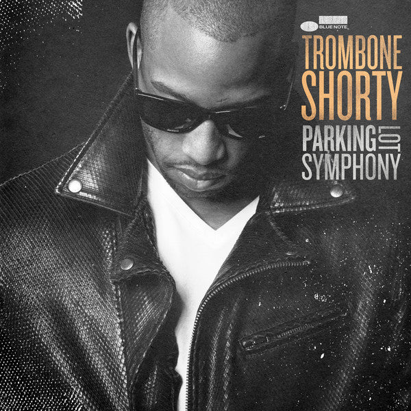 TROMBONE SHORTY 'PARKING LOT SYMPHONY' CD
