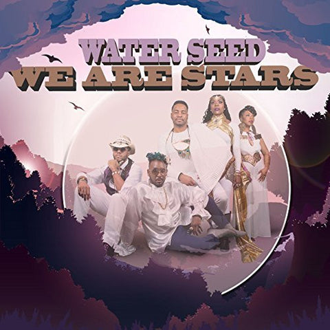 WATER SEED 'WE ARE STARS' CD