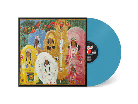 WILD TCHOUPITOULAS RECORD STORE DAY LP 2020 (LIMITED, BLUE LP)