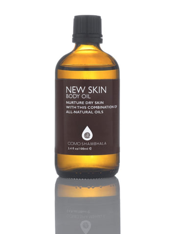 New Skin Body Oil 100ml , Body Oil - Como Shambhala, Kasubeauty