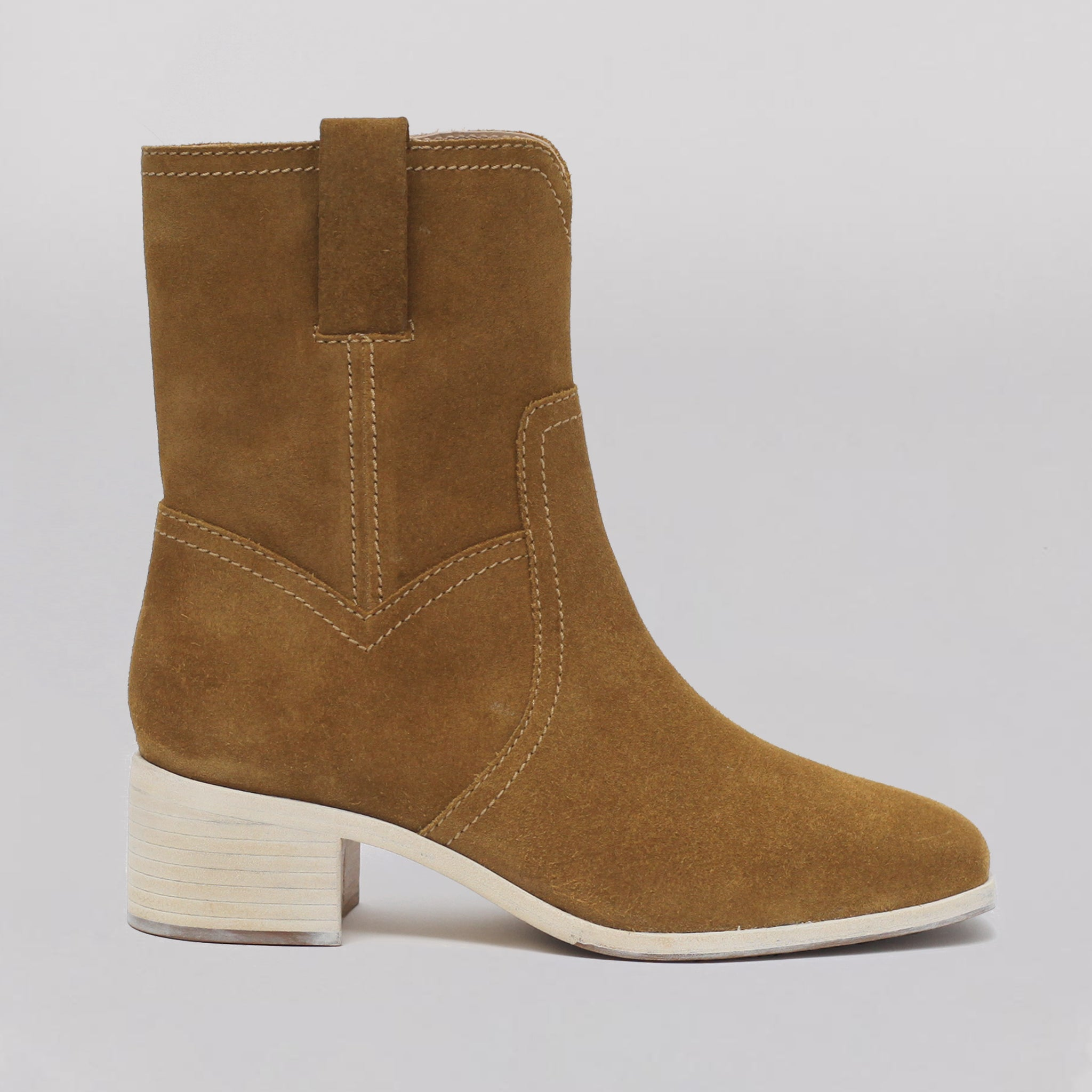 Tilda boot, golden brown