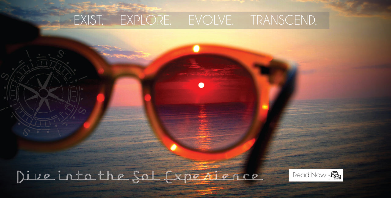 Dive into the Sol Experience. Read our stories behind Salt and Sol on the blog.
