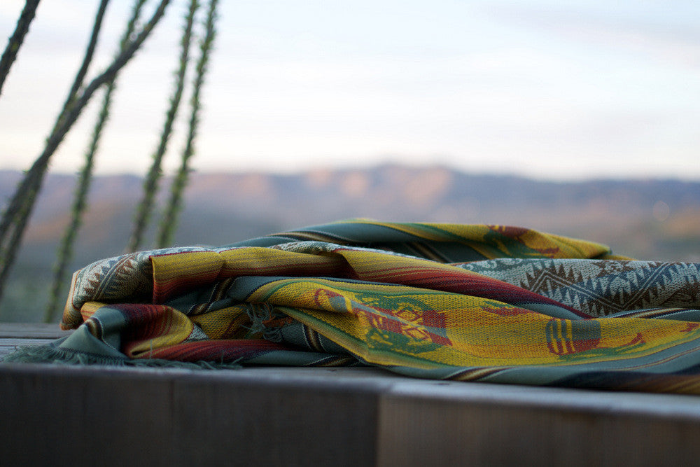 The Pachamama Collection: dedicated to Mother Earth, hand-woven Andean textiles, blankets, wall art and tablecloths at www.saltandsol.us
