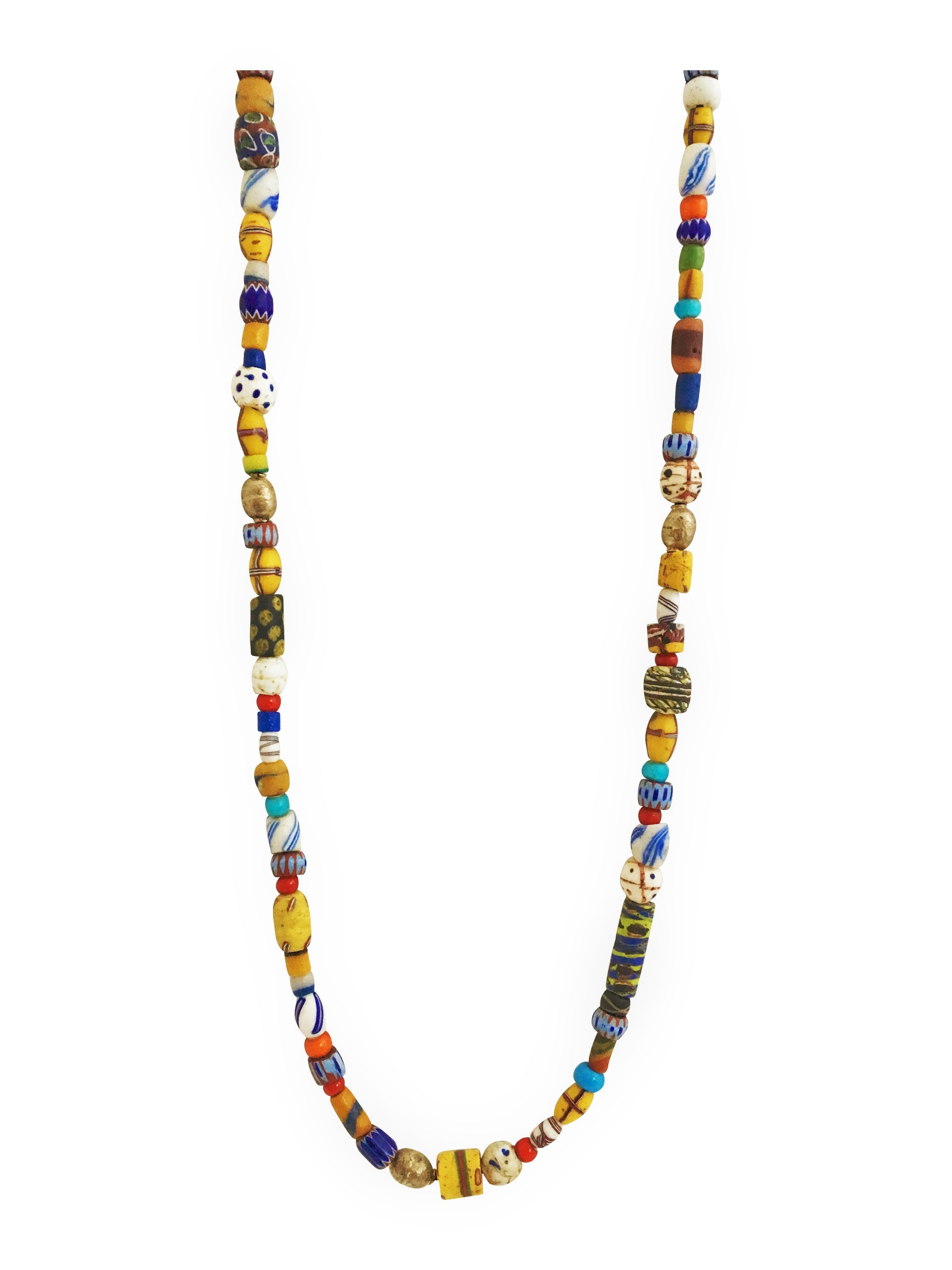 African Tradewinds Necklace