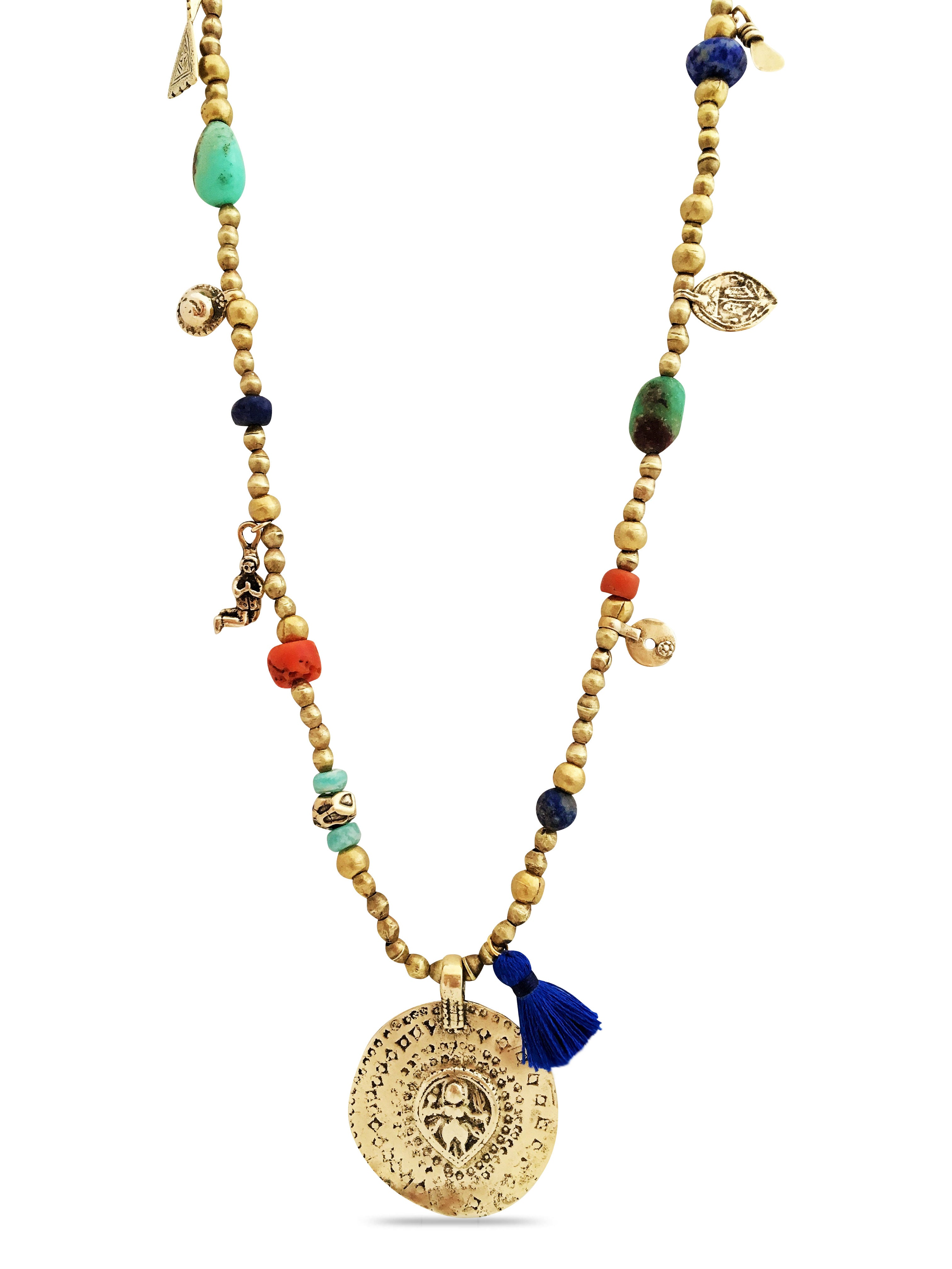 Shiva New Beginnings Necklace