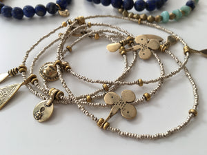 Nomadic Relic Necklace & Bracelet