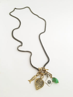 Water Talisman Necklace