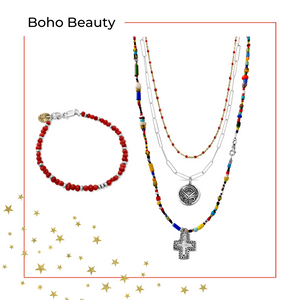 Boho Beauty Gift Set