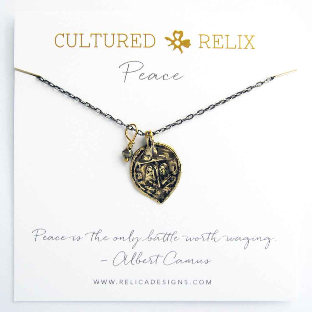 Peace Relic Necklace