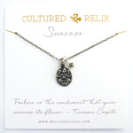 Ganesha Success Relic Necklace