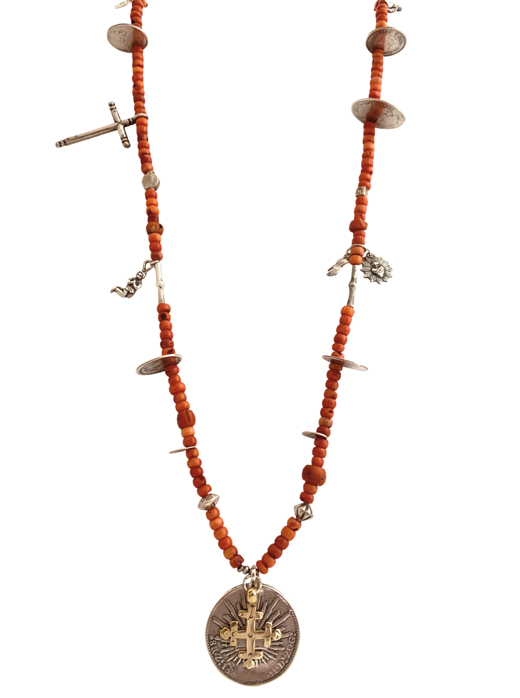 Antigua Chachal Necklace