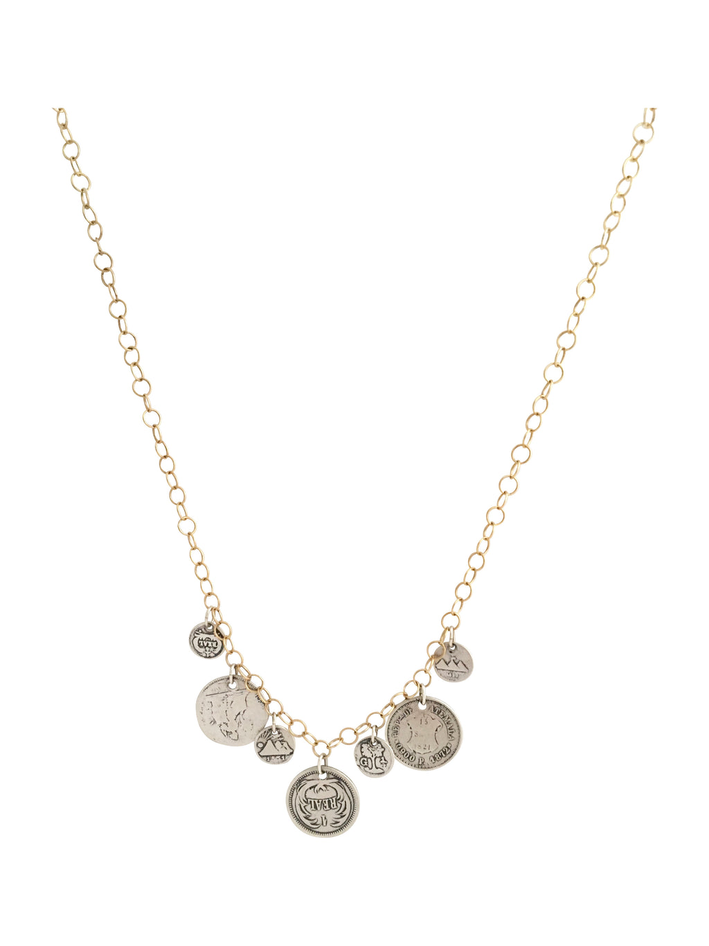 Abundance Coin Necklace