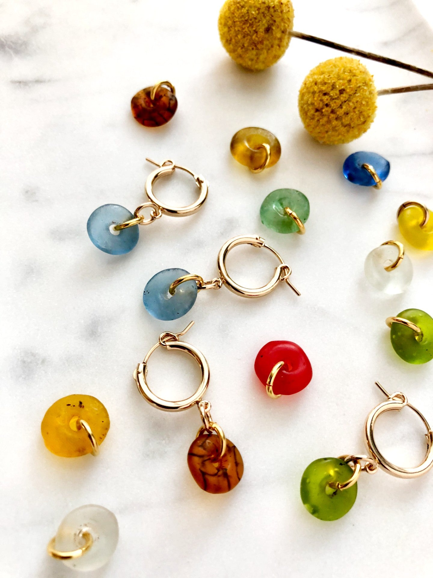 Ear Candy Earrings - Eight Colors