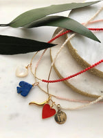 Colorful Layering Necklaces
