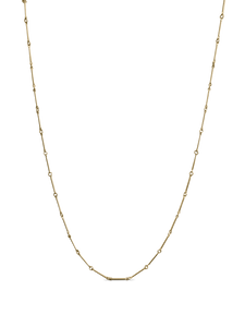 Gold Bar Chain