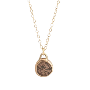 India Coin Necklace