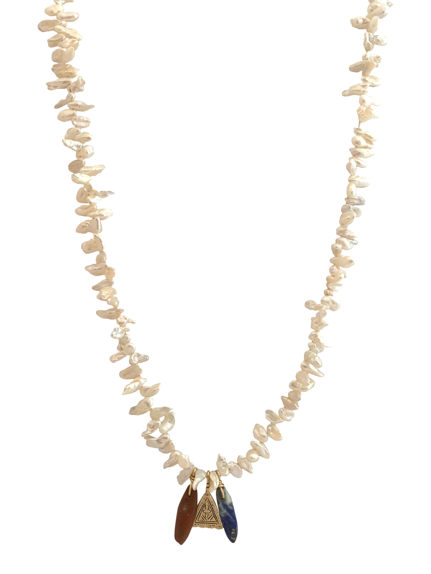 Sincerity Pearl Necklace