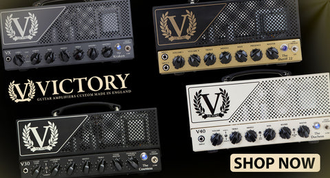 Victory Lunchbox Amps