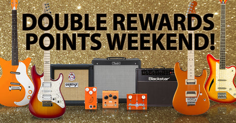 Double Points Weekend