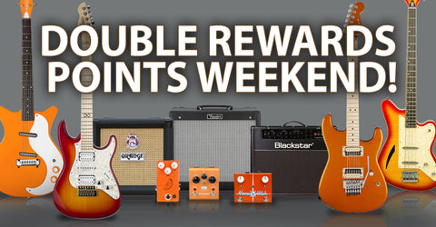 Double Rewards Points Weekend
