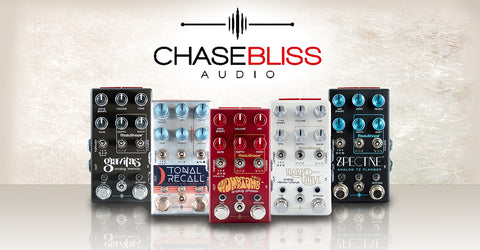 Chase Bliss Pedals