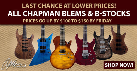 Chapman B-Stock Prices Rise on Friday