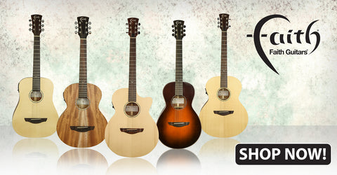 Faith Guitars Price Drop