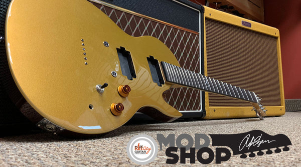 Chapman Mod Poll - Riff City Guitar Outlet