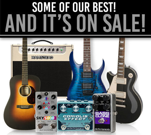 Online Guitar Store | Music Instrument Shop | Riff City Outlet