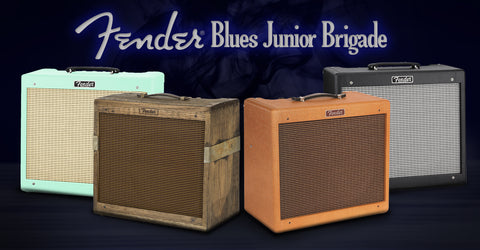 Limited Edition Fender Blues Junior