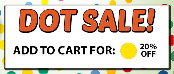 Dot Sale Add To Cart For Discount