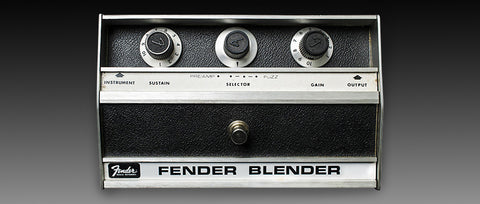 Mid-1970s Fender Blender with 3 knobs