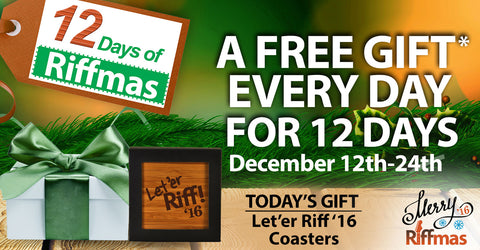 Riffmas Day 11 - Free Coaster