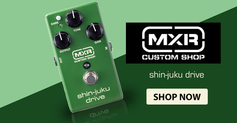 MXR Shin Juku Drive Guitar Effects Pedal