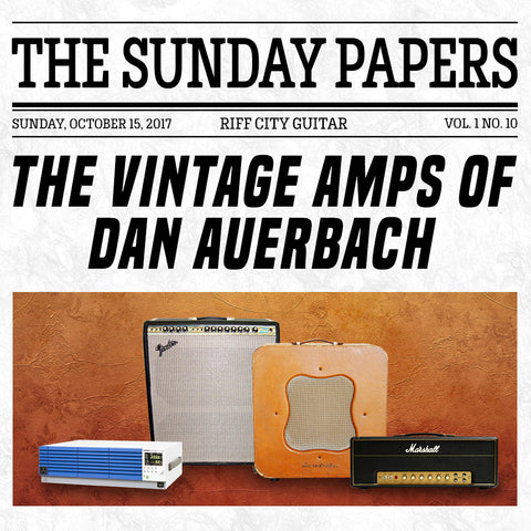 Riff City Sunday Papers Vol.1 No.10