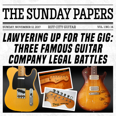 Riff City Sunday Papers 11/12