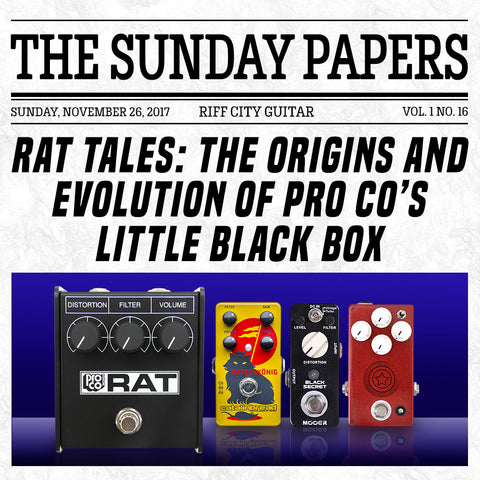 Riff City Sunday Papers Vol.1 No.16