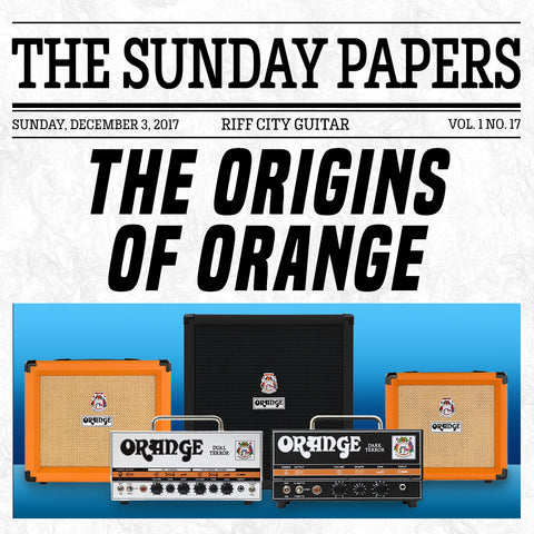 Riff City Sunday Papers Vol.1 No.17