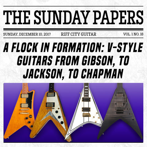 Riff City Sunday Papers Vol.1 No.18