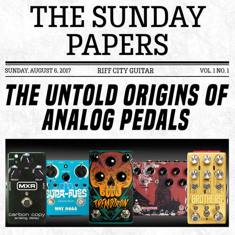 The Sunday Papers: Vol. 1 No. 1