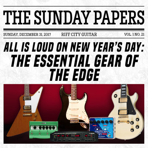 Riff City Sunday Papers Vol.1 No.21