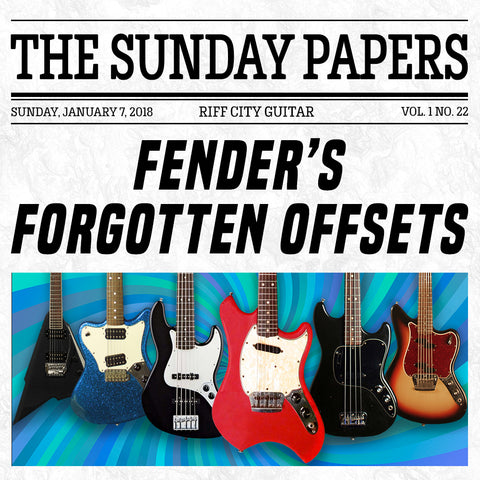 Riff City Sunday Papers Vol.1 No.22