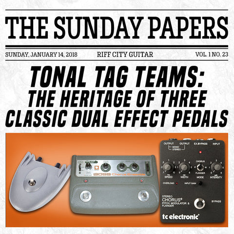 Riff City Sunday Papers Vol.1 No.23