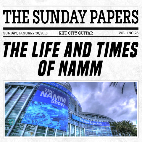 Riff City Sunday Papers Vol.1 No.25