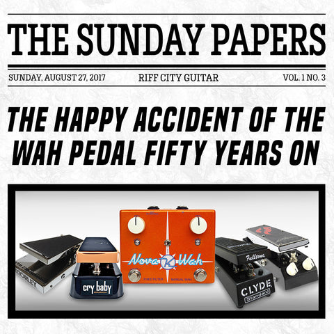 Riff City Sunday Papers Issue #3