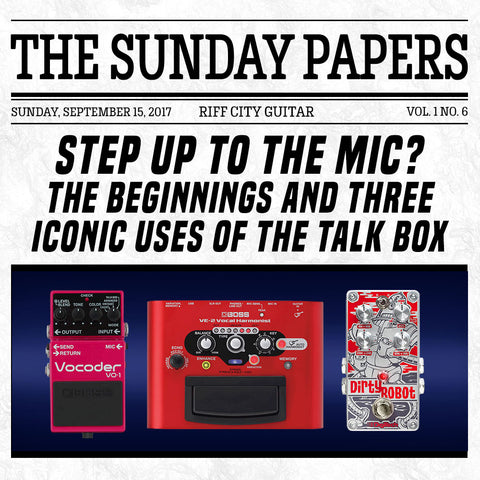 Riff City Sunday Papers Vol.1 No.6