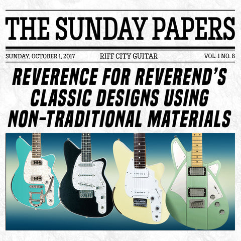 Riff City Sunday Papers Vol.1 No.8