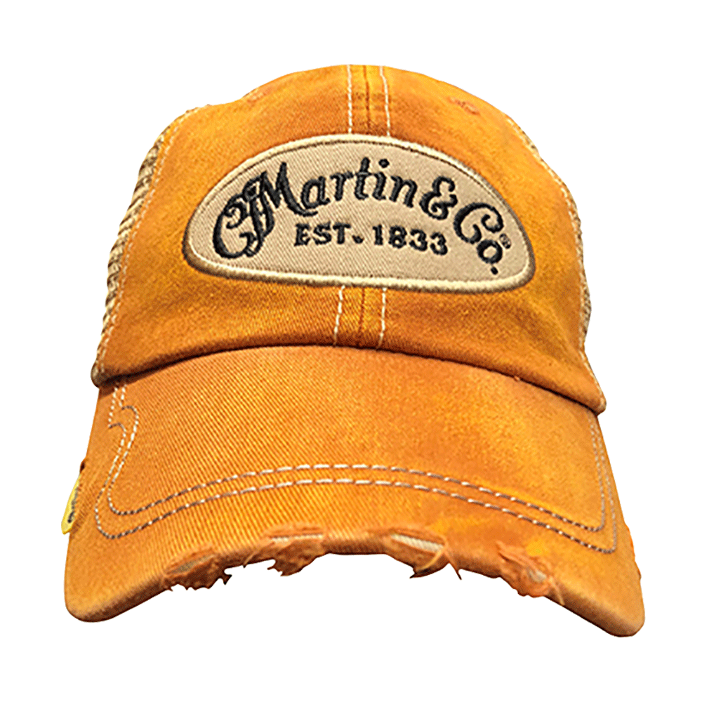 Martin Pick Hat - Riff City Guitar Outlet 250e7f710adc